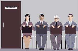 Older job seeker wondering if age discrimination will impact his job search