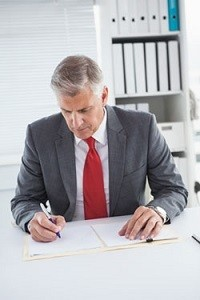 executive writing resume