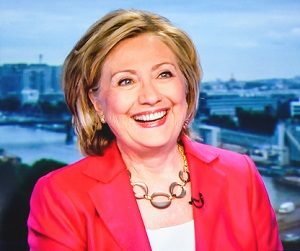 Hilary Clinton is a shining example of resilience in the face of failure.